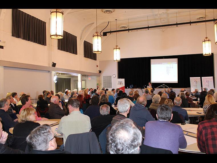 February 4, 2016 Community Meeting – Presentation of the Draft City Master Plan