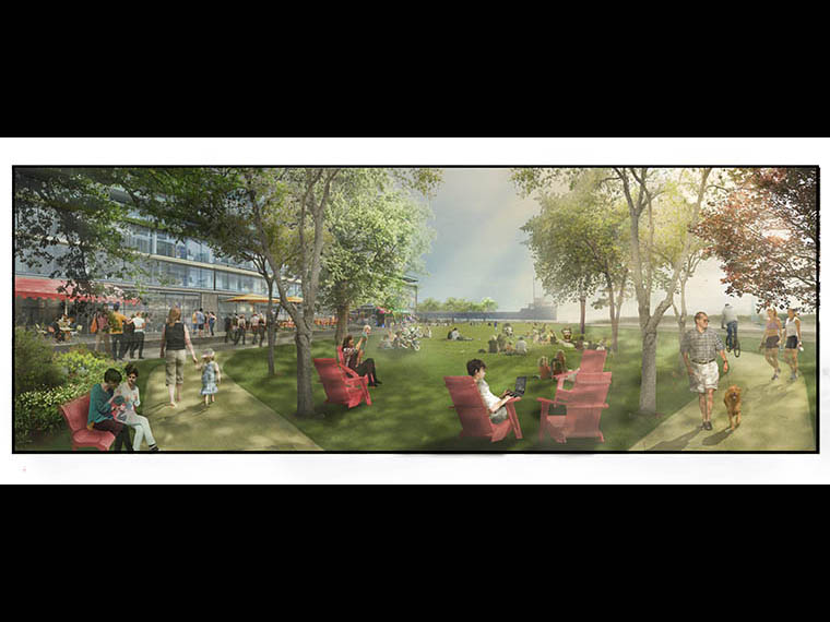 See the Possibilities - Future Stavebank Road and JJ Plaus Park Possibilit
