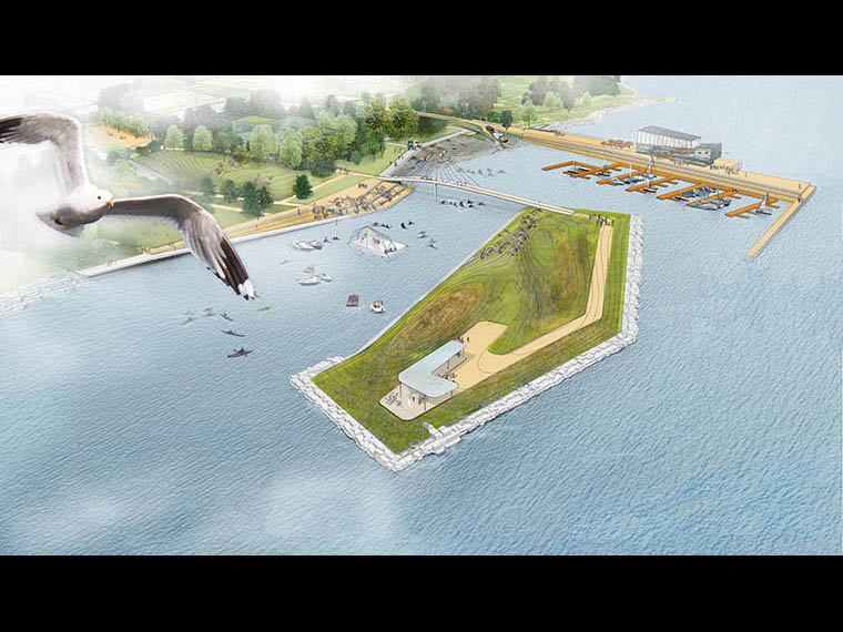 See the Possibilities - 70 Mississauga Road South - Future Waterfront Possibility