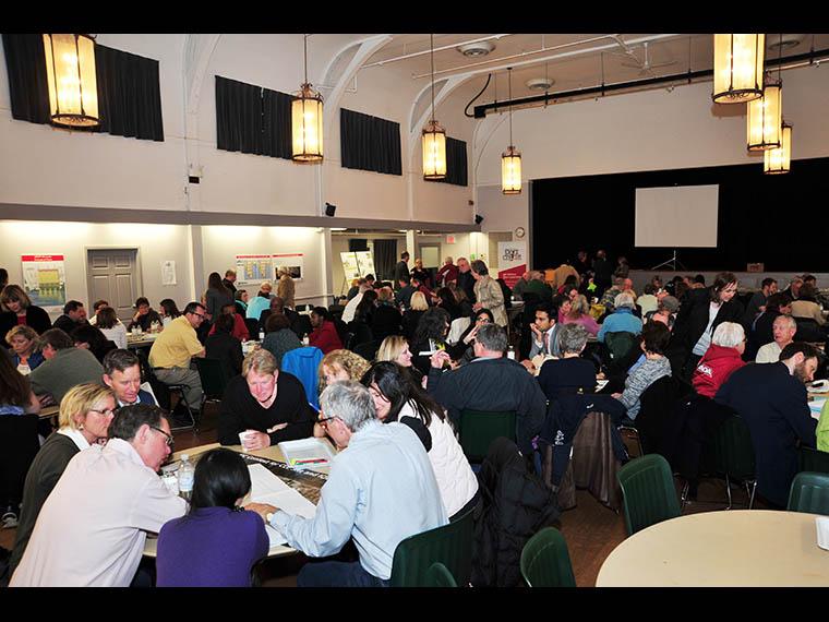November 29 - December 1, 2012 - Community Waterfront Workshops