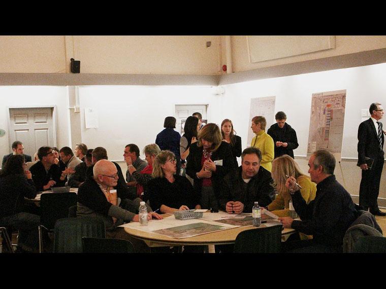 November 24, 2015 - Community Meeting