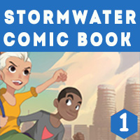 Stormwater Comic Number 1