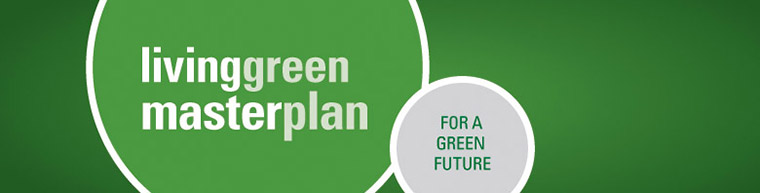 Living Green Master Plan