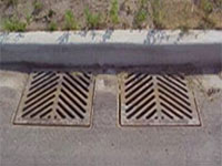 Catch basin Image