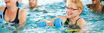 Aquatic Exercise Programs Now Only Online