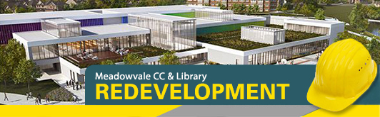 Meadowvale Community Centre and Library Redevelopment