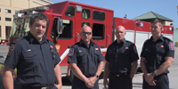 Mississauga Fire Services Video