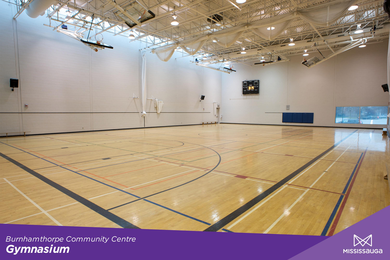 Mississauga Ca Residents Burnhamthorpe Facility Rentals