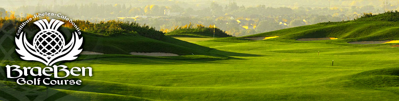 Golf where you live. Love where you golf.