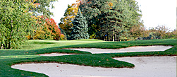 Golfing at BraeBen