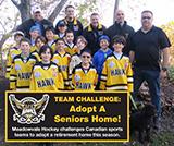 Team Challenge: Adopt A Seniors' Home!