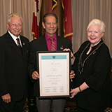 Ontario Senior Achievement Award Recipient!