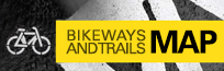 Bikeways and Trails Map