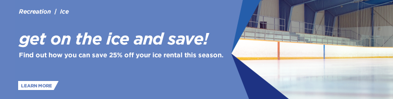 Get on the Ice and Save