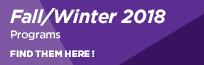 Fall winter Registration