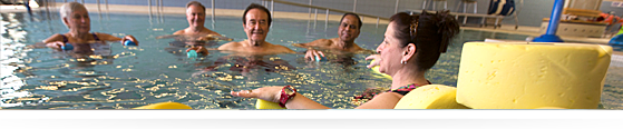 Benefits of Water Based Therapeutic Programs