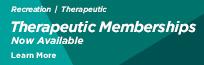 Therapeutic Membership