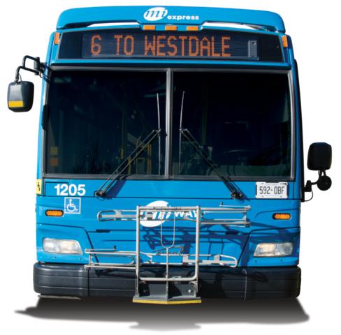 MiWay 2014 Bus