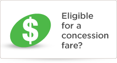 Eligible for a reduced-rate concession fare? Set up your PRESTO card to pay Child, Student or Senior fares