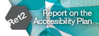 Accessibility Reporting Out 2012