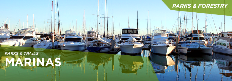 City of Mississauga Parks and Forestry - Marinas