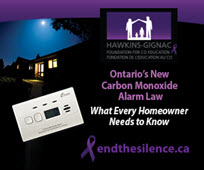 Carbon Monoxide Alarm Law
