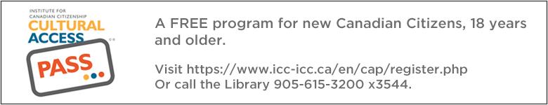 Cultural Access Pass Program (CAPP)