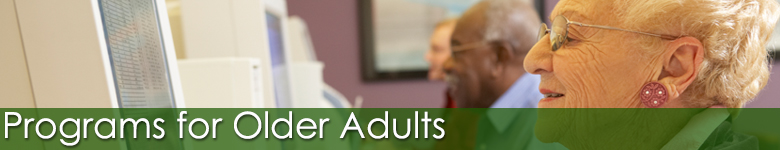Programs for Older Adults