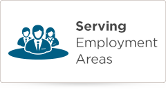 Serving Employment Areas