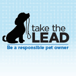 the logo for the take the lead event
