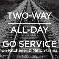 two-way all-day GO Service