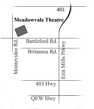 MEadowvale Map