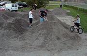 Dirt Ramp Park