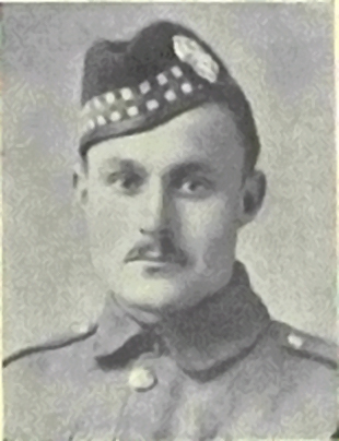 Private Arthur Fry