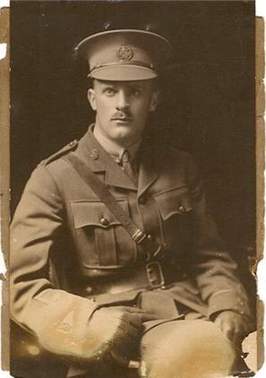 Lieutenant Charles John Nairne Lee