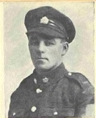 Private Cyril George Bogg