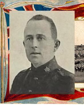 Sergeant Floyd Everard Graydon