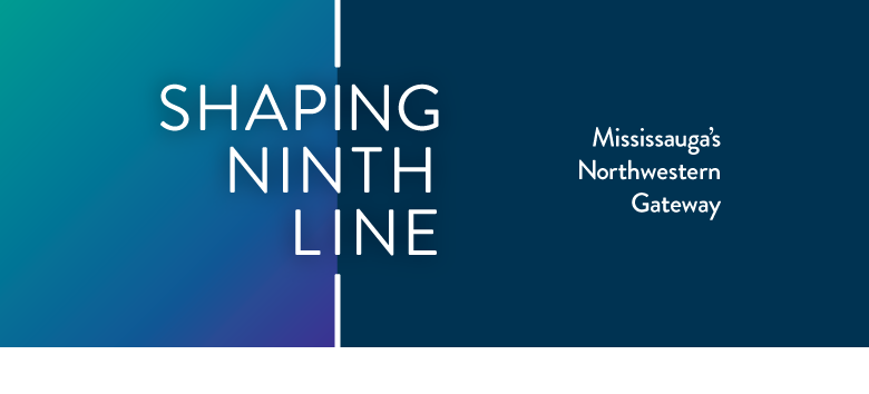 Shaping Ninth Line