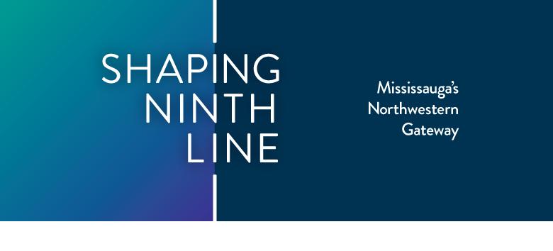 Shaping Ninth Line
