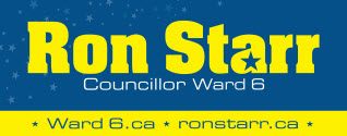 Councillor Ron Starr Website