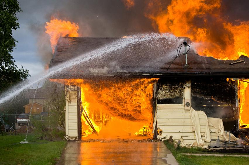 Garage Fire Safety
