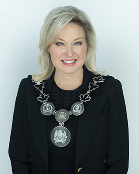 Mayor Bonnie Crombie