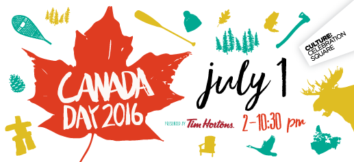 Canada Day 2016
