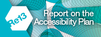 Accessibility Strategic Plan 2013