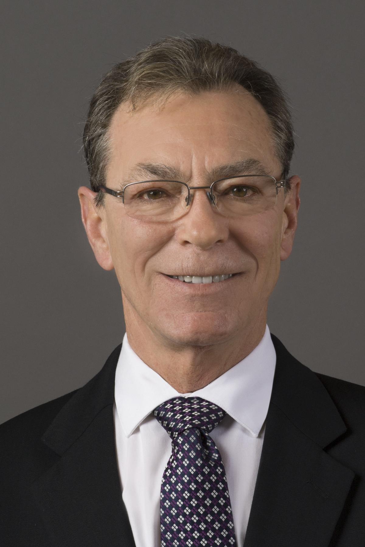 Ward 1 Councillor, Jim Tovey