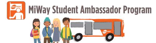MiWay Student Ambassador Web Banner