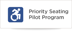 Priority Seating Program - Show You Care