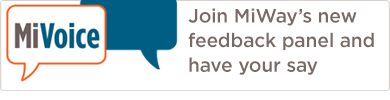 Join MiWay's Feedback Panel at mivoice.ca