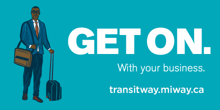Transitway Campaign - Get On