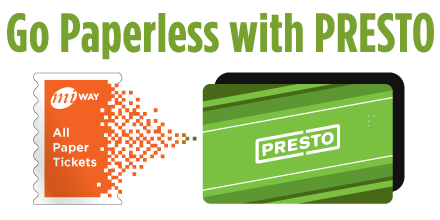 Go Paperless with PRESTO